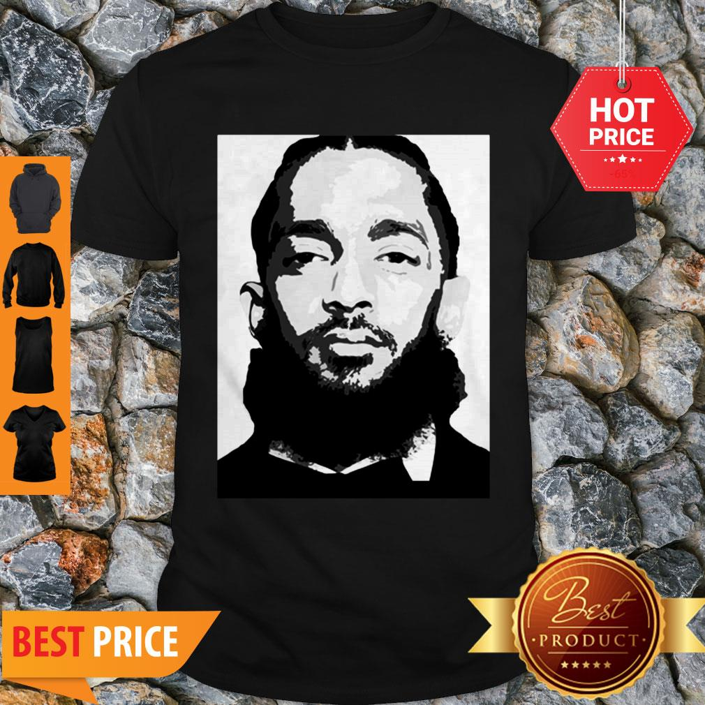 Rest In Peace Nipsey Hussle Crenshaw Poster Shirt