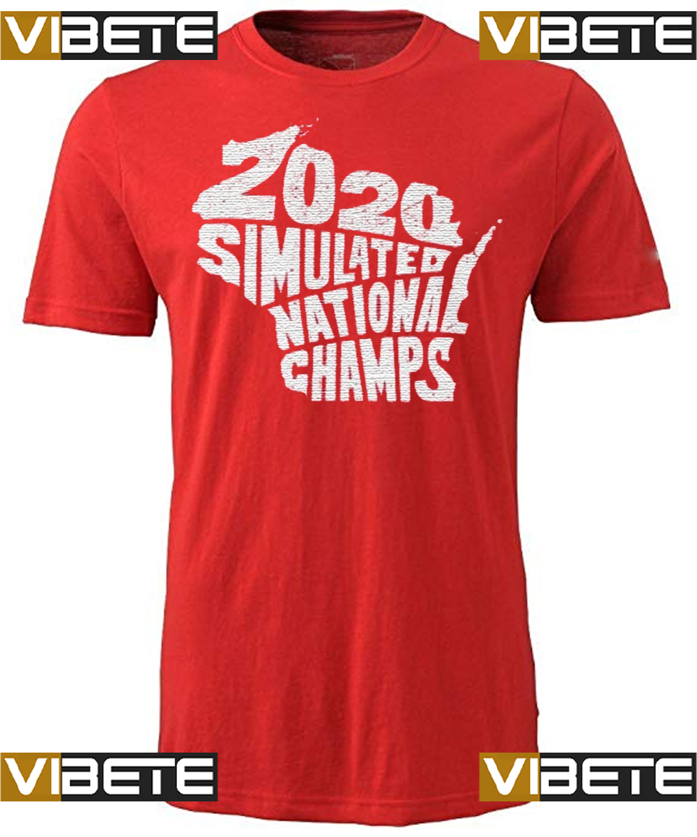 2020 Simulated National Champs Shirts