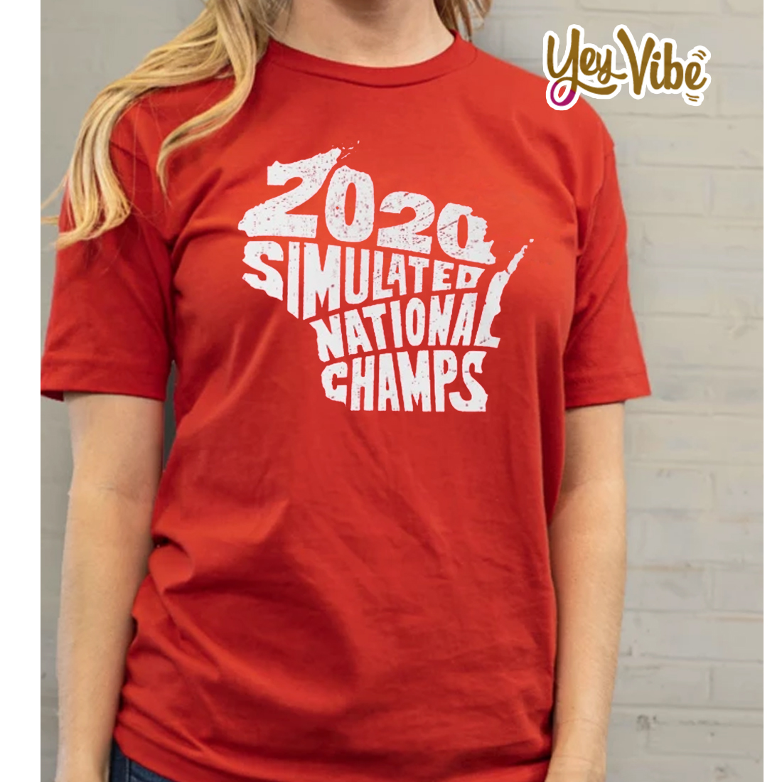 2020 Simulated National Champs T-Shirts
