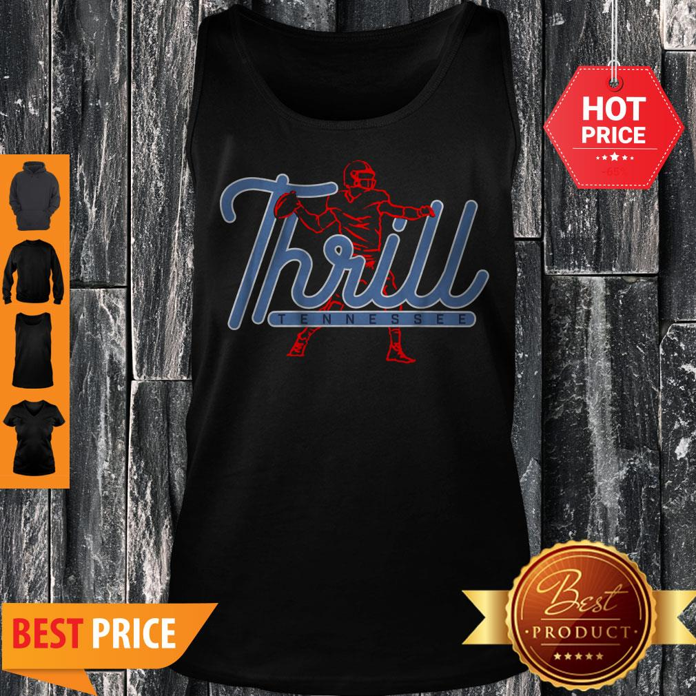 Official Tennessee Thrill Tank Top