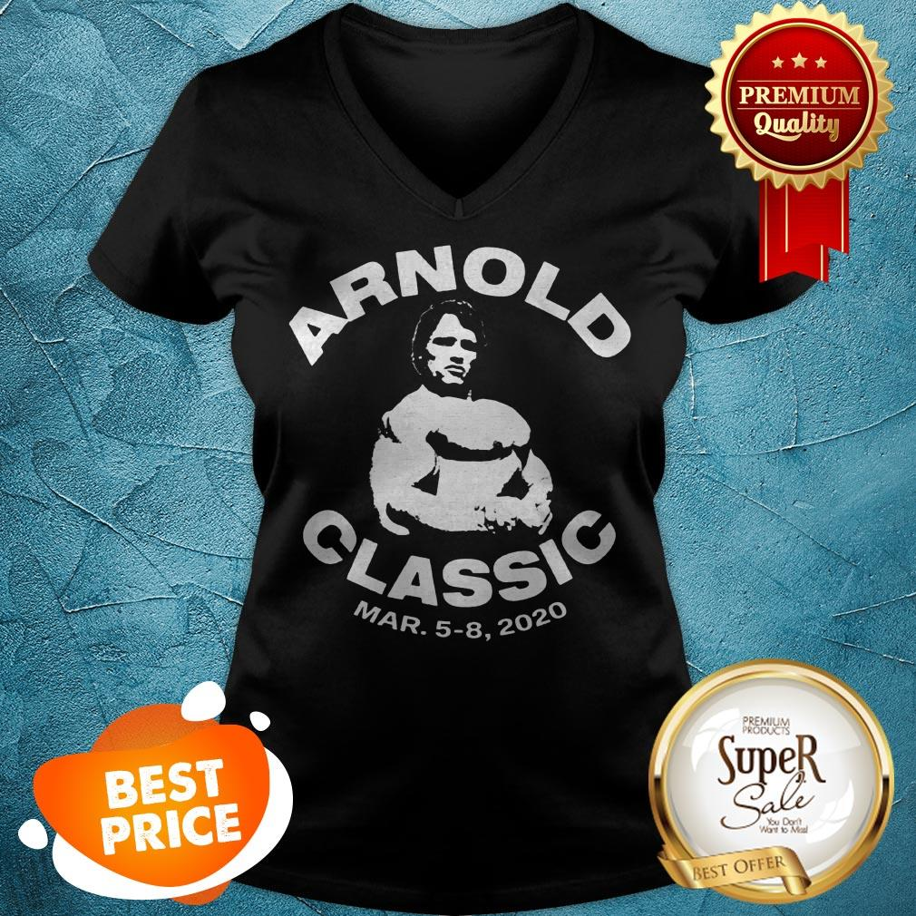 Nice Arnold Classic 2020 V-neck