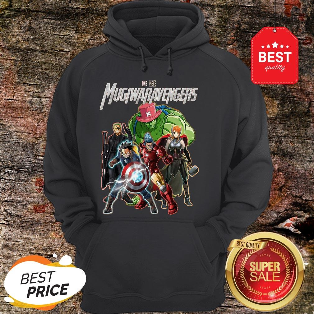Official Marvel Avengers One Piece Mugiwaravengers Hoodie