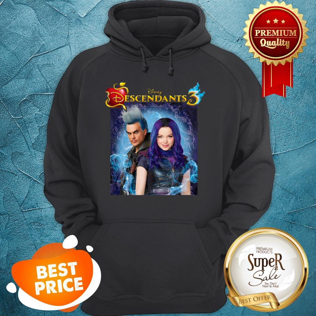 Nice Disney Descendants 3 Hades Blood Hoodie
