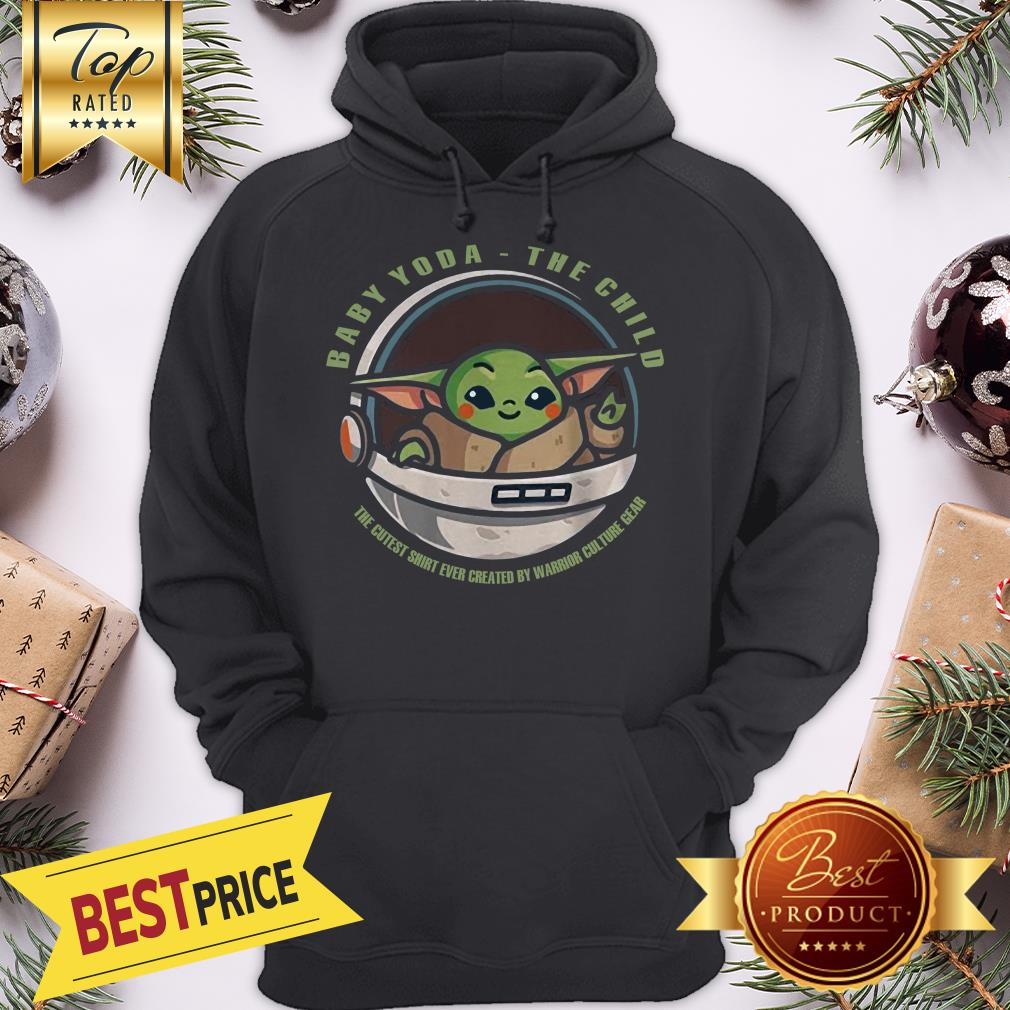 Baby Yoda The Child The Cotest Hoodie