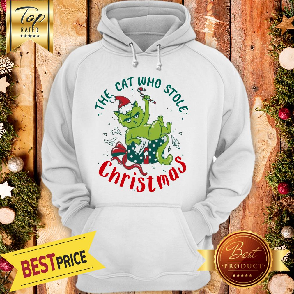 ELF The Cat Who Stole Christmas Hoodie