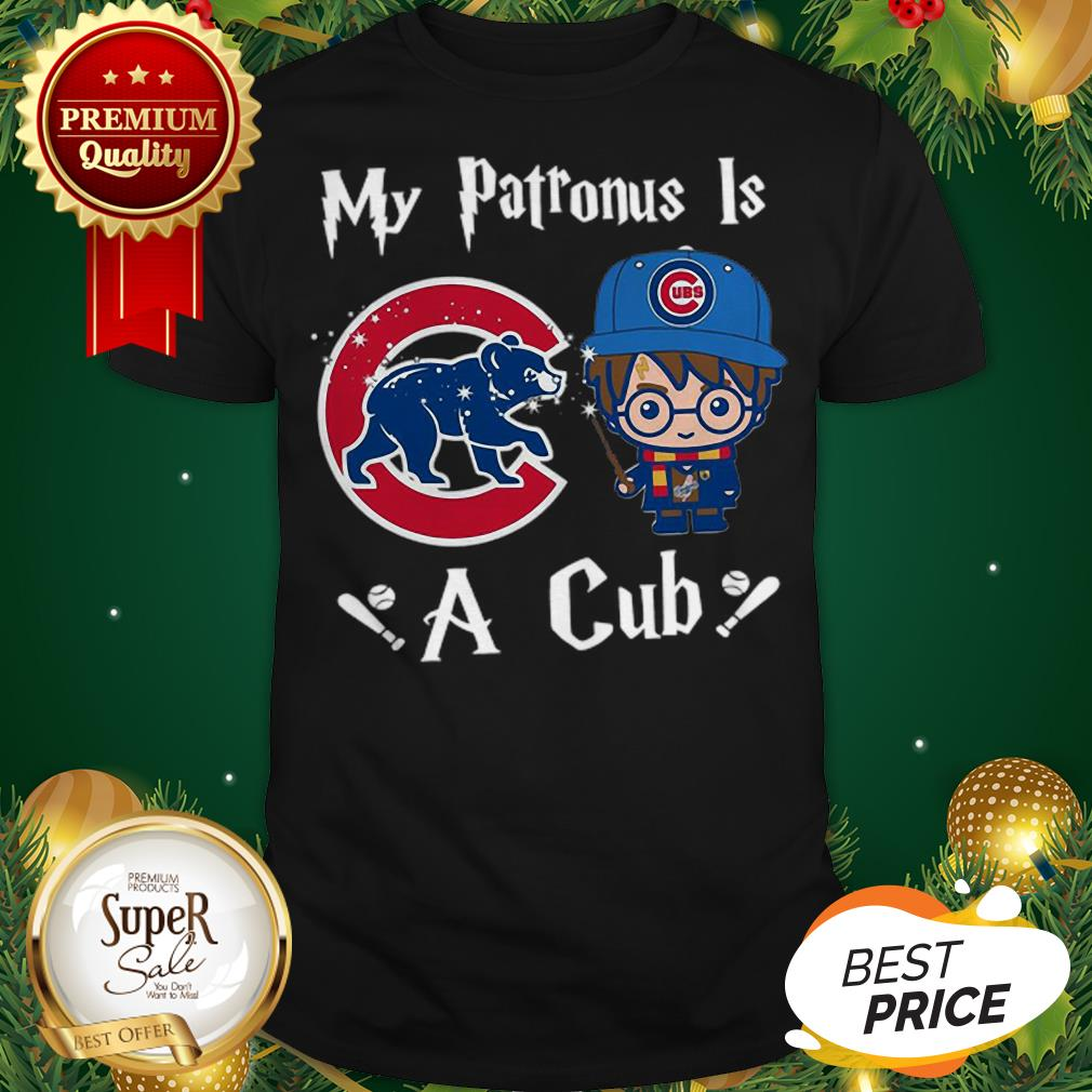 Hot Harry Potter Chicago Bears My Patronus Is A Cub Shirt