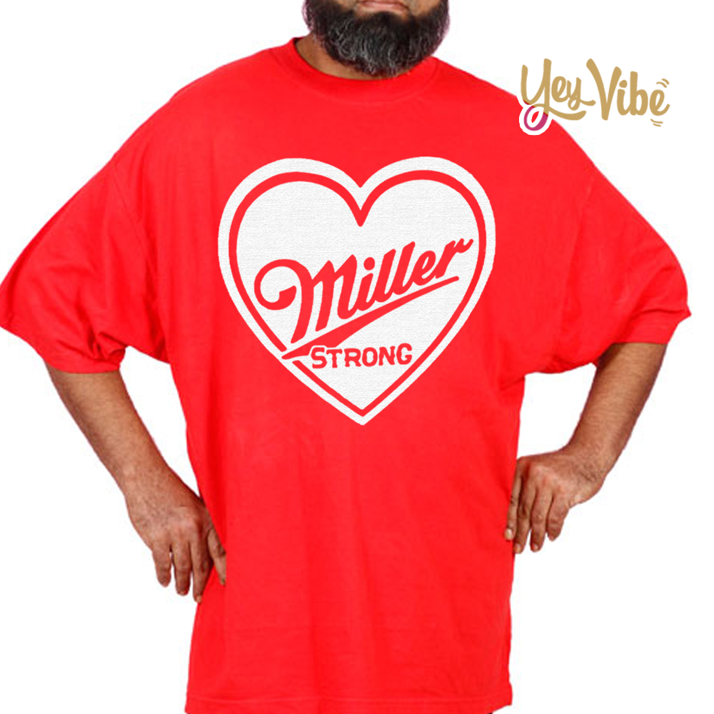 how to purchase miller strong t-shirts