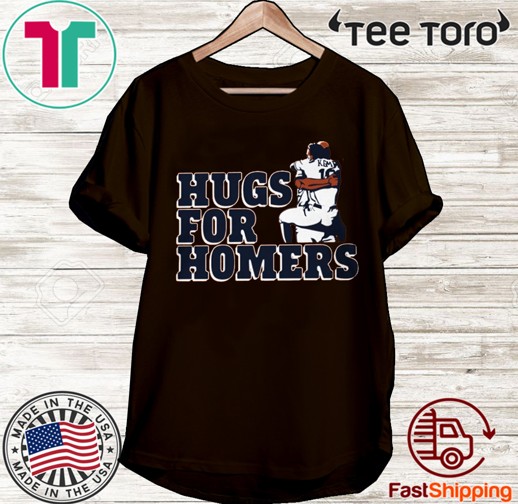 Hugs For Homers Tony Kemp and Evan Gattis For T-Shirt