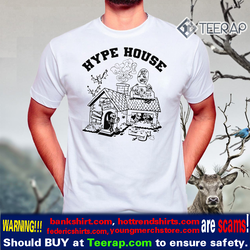 hype house t-shirts