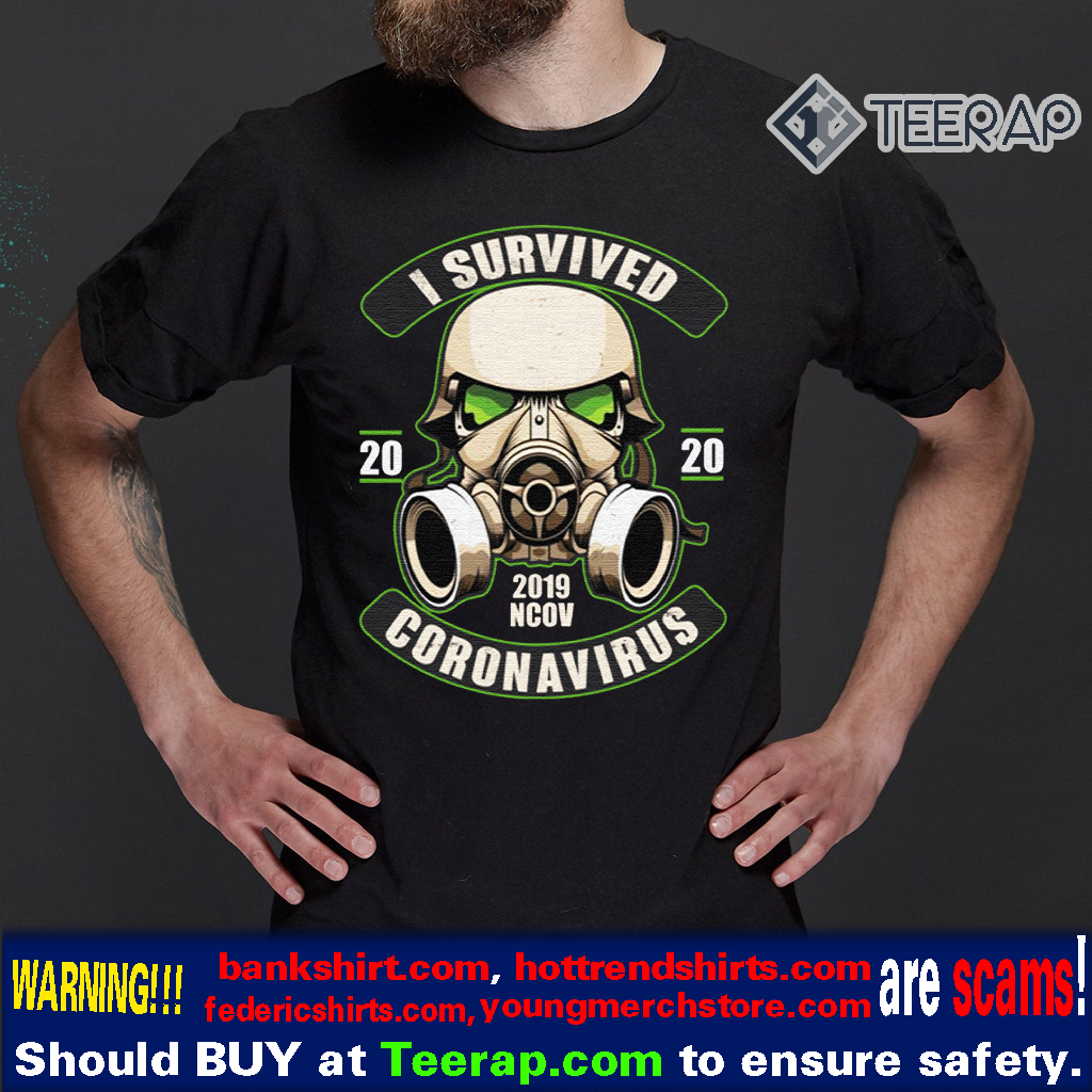I survived coronavirus Shirt