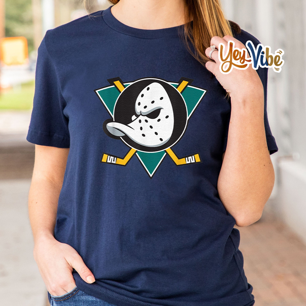 Love Mightys Duck t shirts Vintage Animals Lover