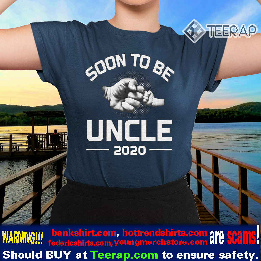New Uncle Soon To Be 2020 Shirts