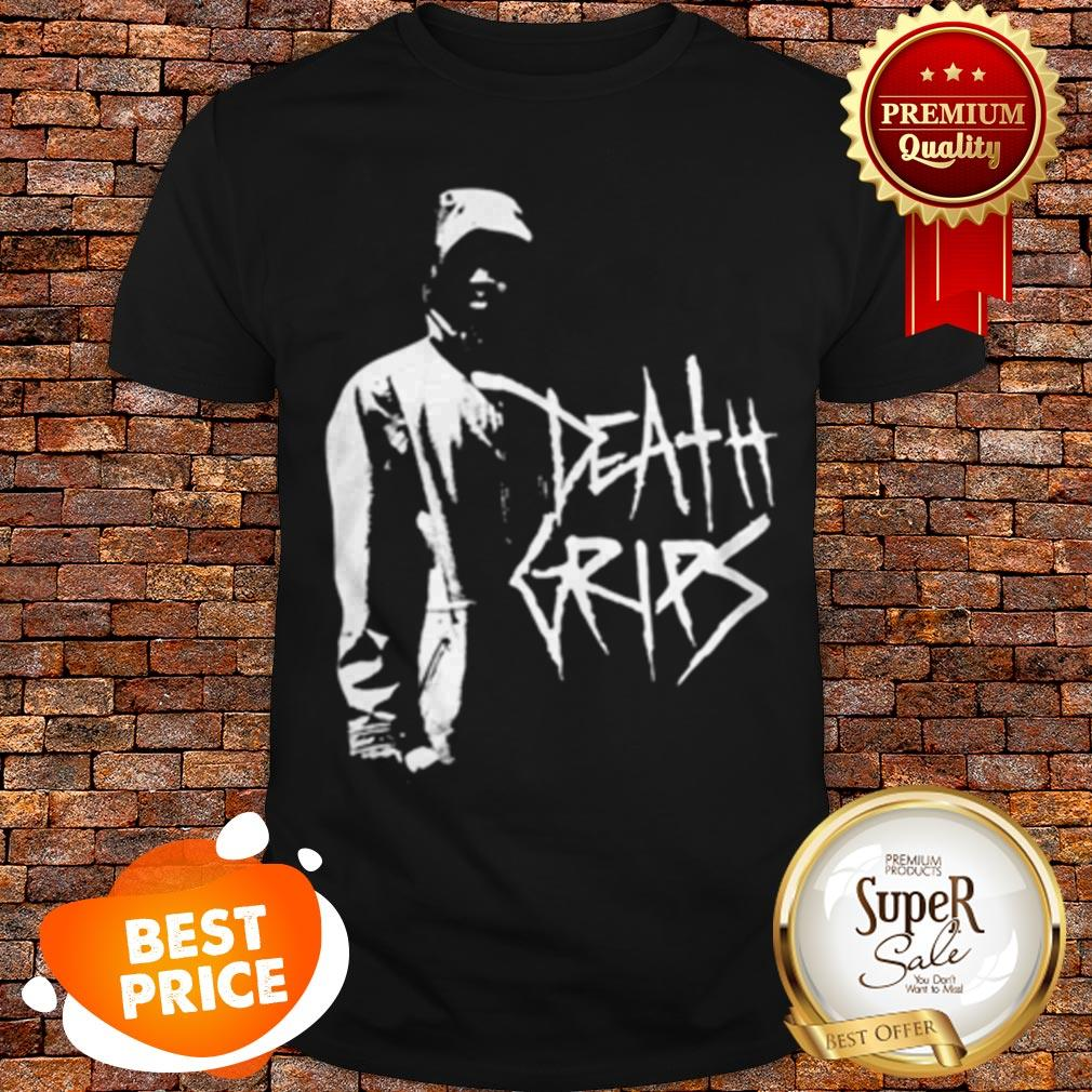 Nice Death Grips Hip Hop Band Music Shirt