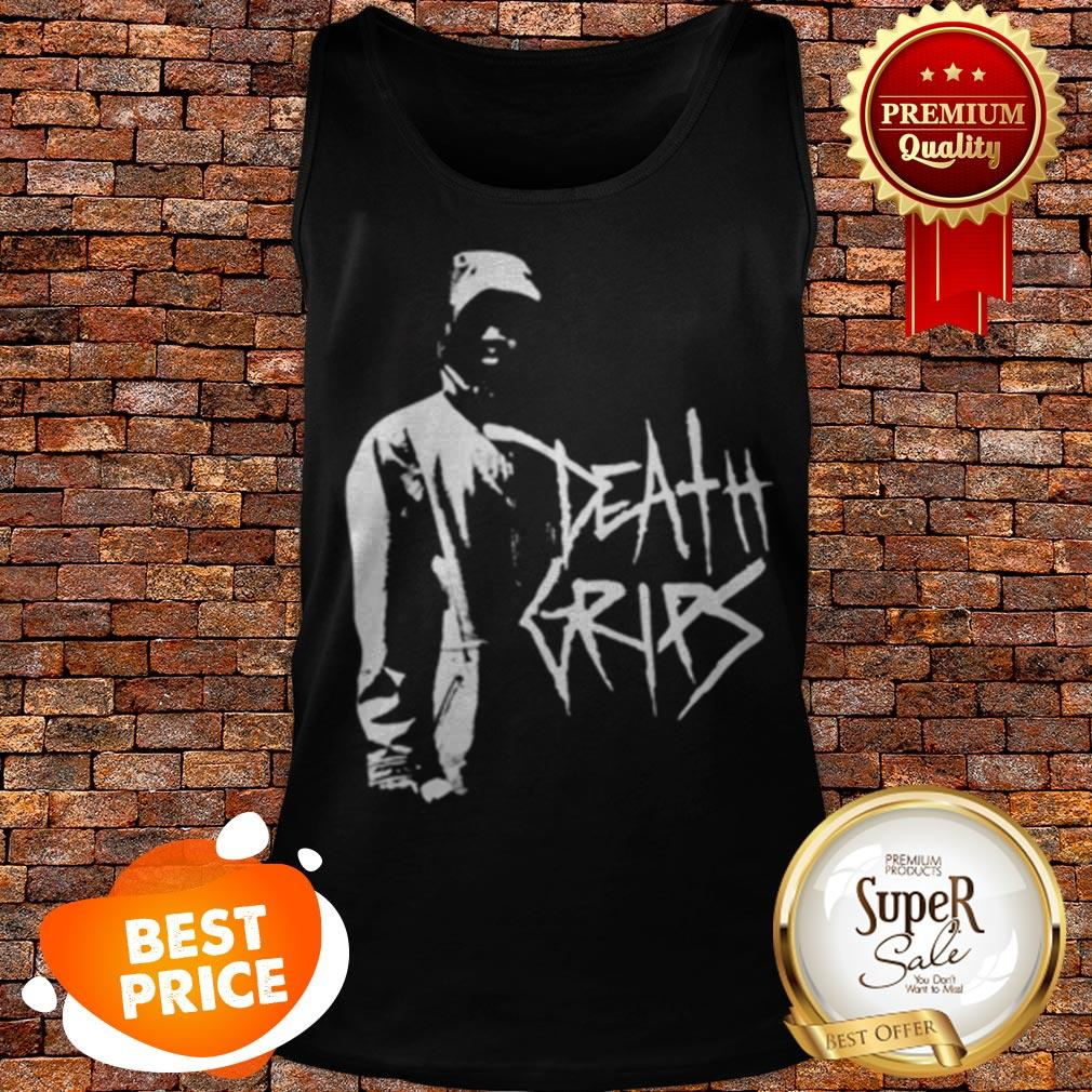 Nice Death Grips Hip Hop Band Music Tank Top