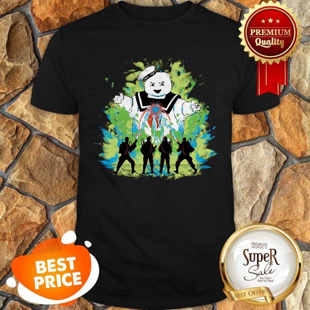 Nice Ghostbusters The Video Game Remastered Shirt