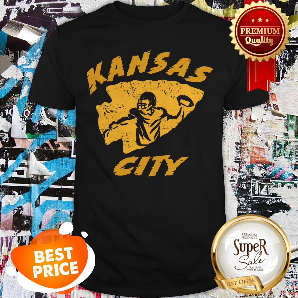 Nice Kansas City Football Team Kansas City Chiefs Shirt