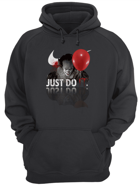 Nike Pennywise just do IT Unisex Hoodie