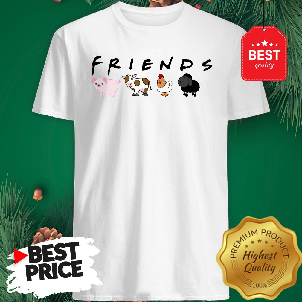 Official Animal Friends Shirt