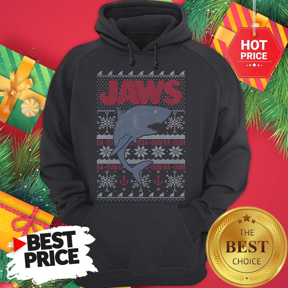 Official Blizzard Bay Shark Ugly Christmas Hoodie