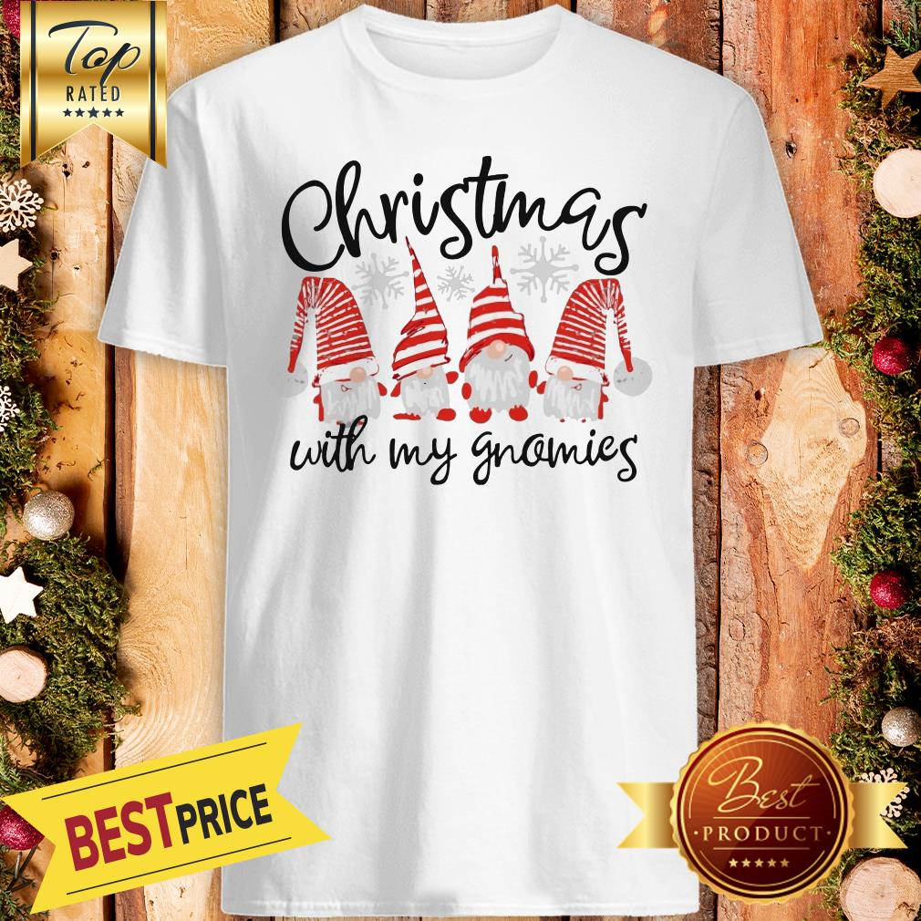 Official Christmas Cuith My Gnomies Shirt