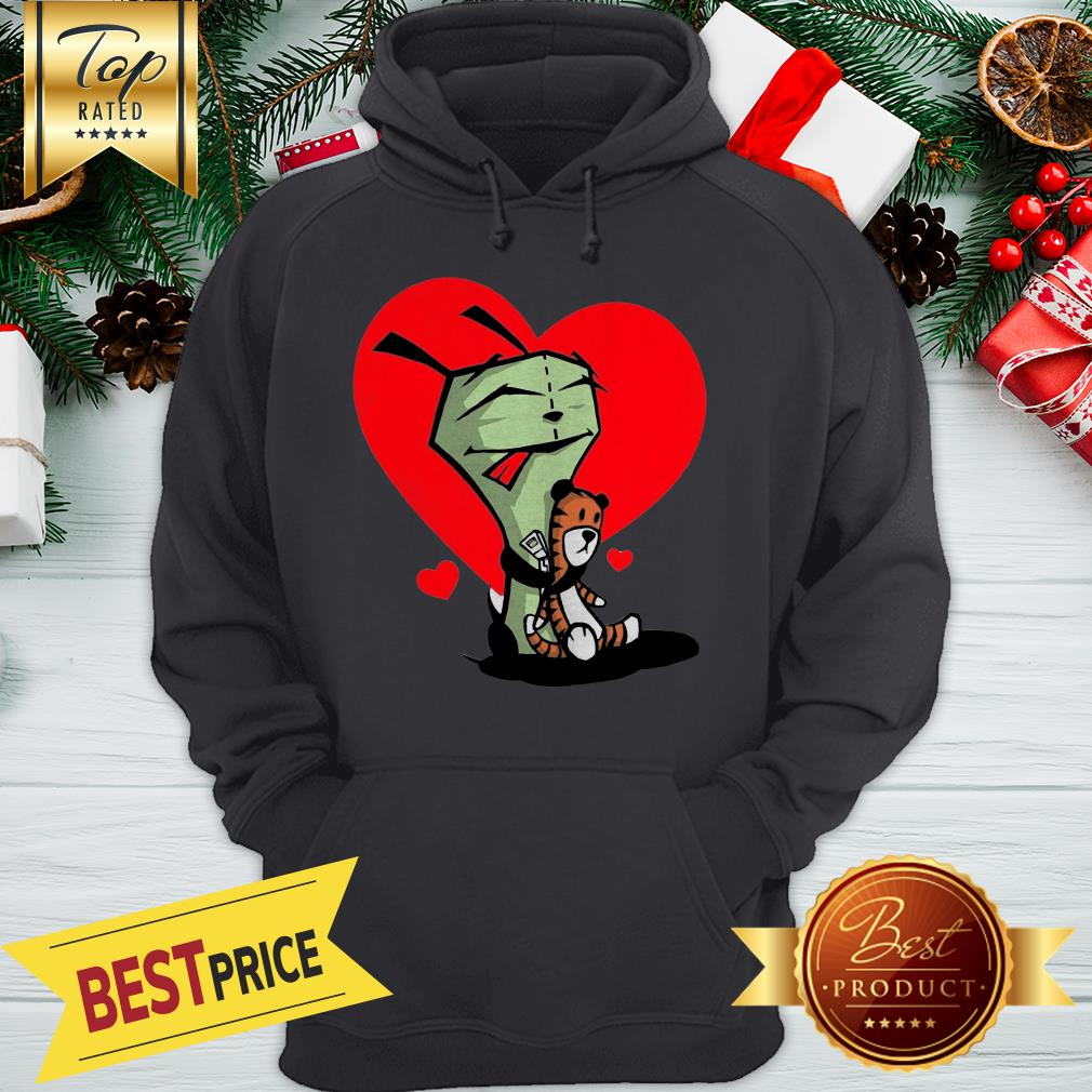Official Gir And Hobbes Hoodie