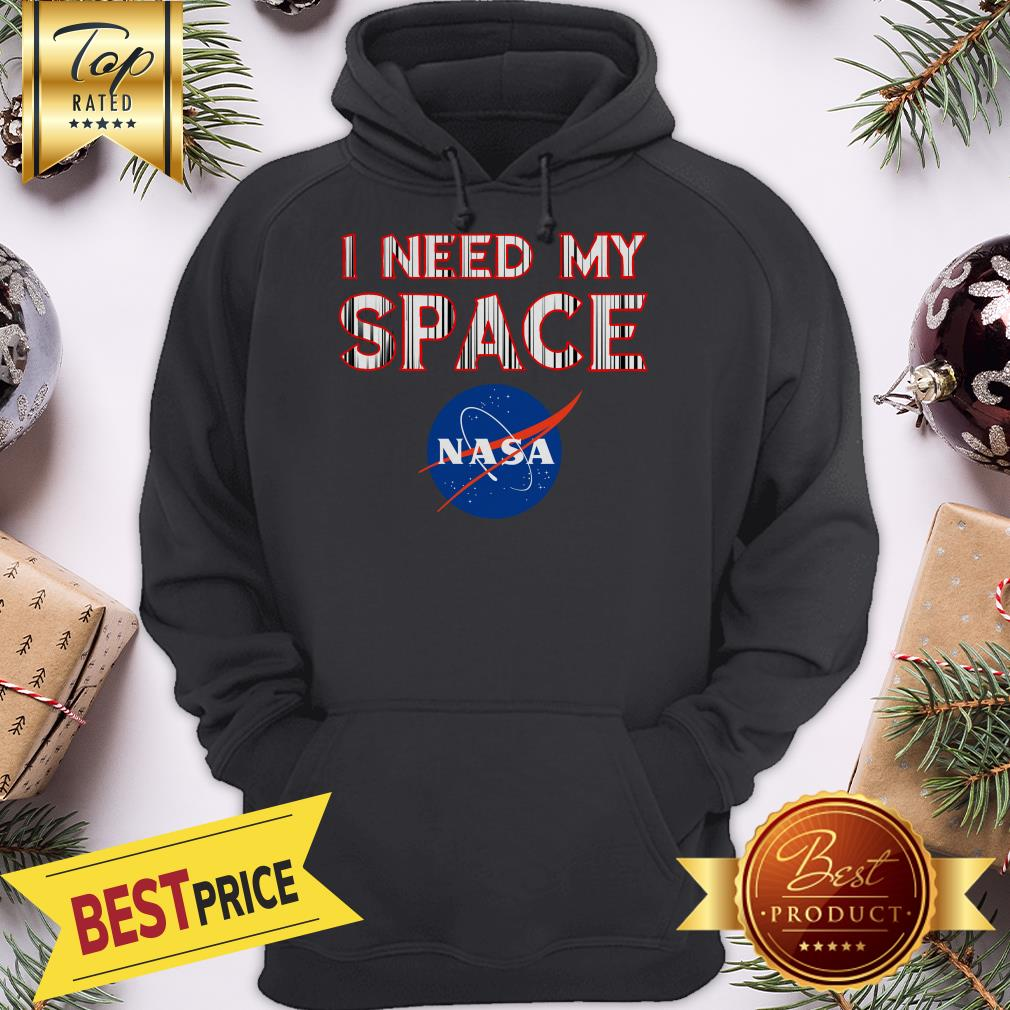 Official I Need My Space Nasa Hoodie