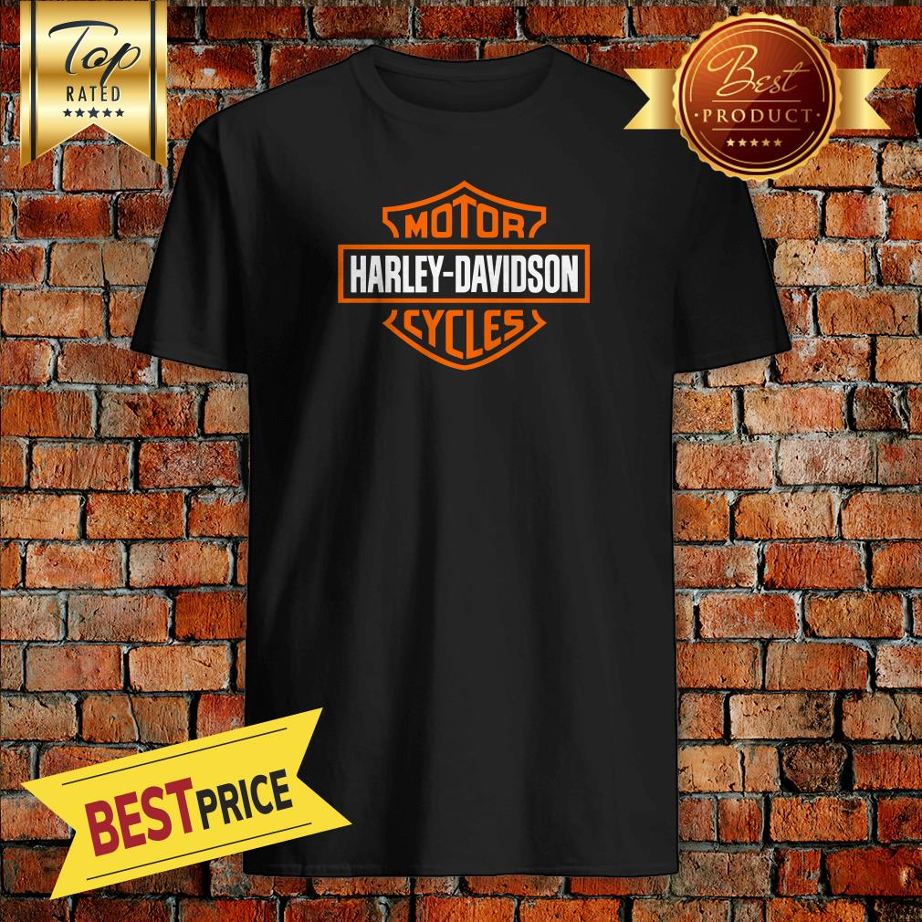 Official Motor Harley Davidson Cycles Vintage Shirt