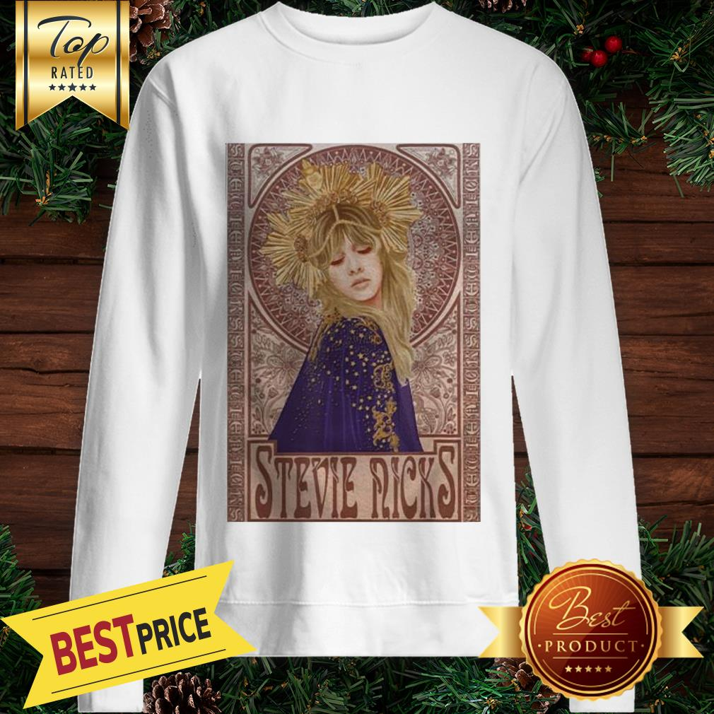 Official Retro Stevie Nicks Love Sweatshirt