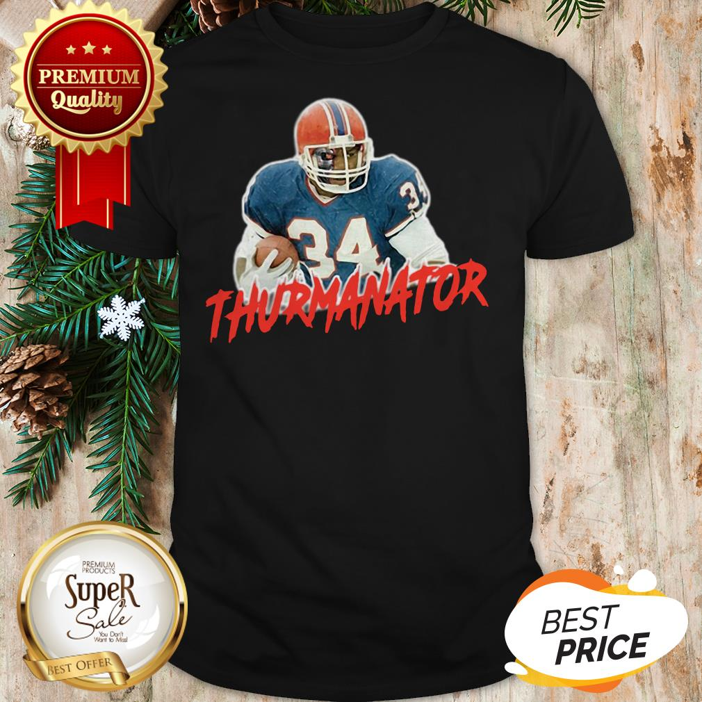 Official Thurmanator Jersey Shirt