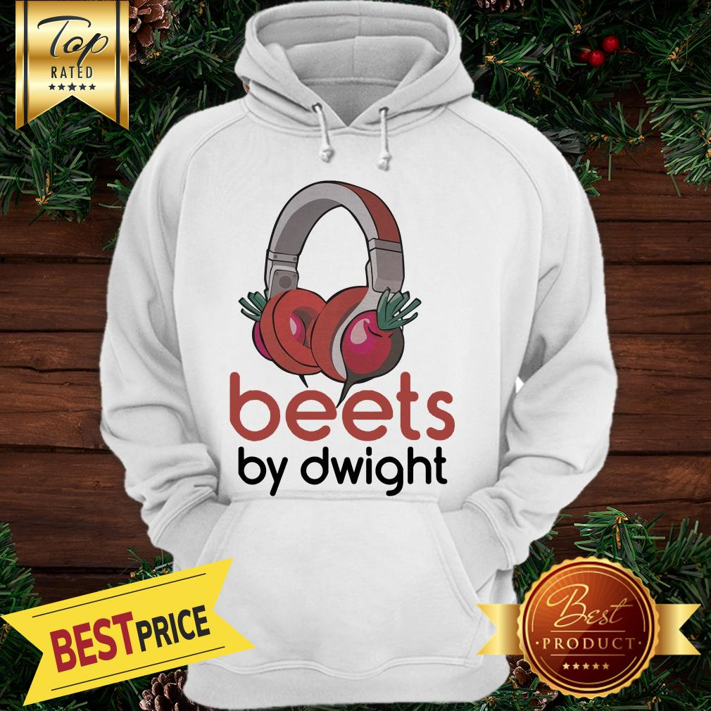 Premium The Official Beets By Dwight Hoodie