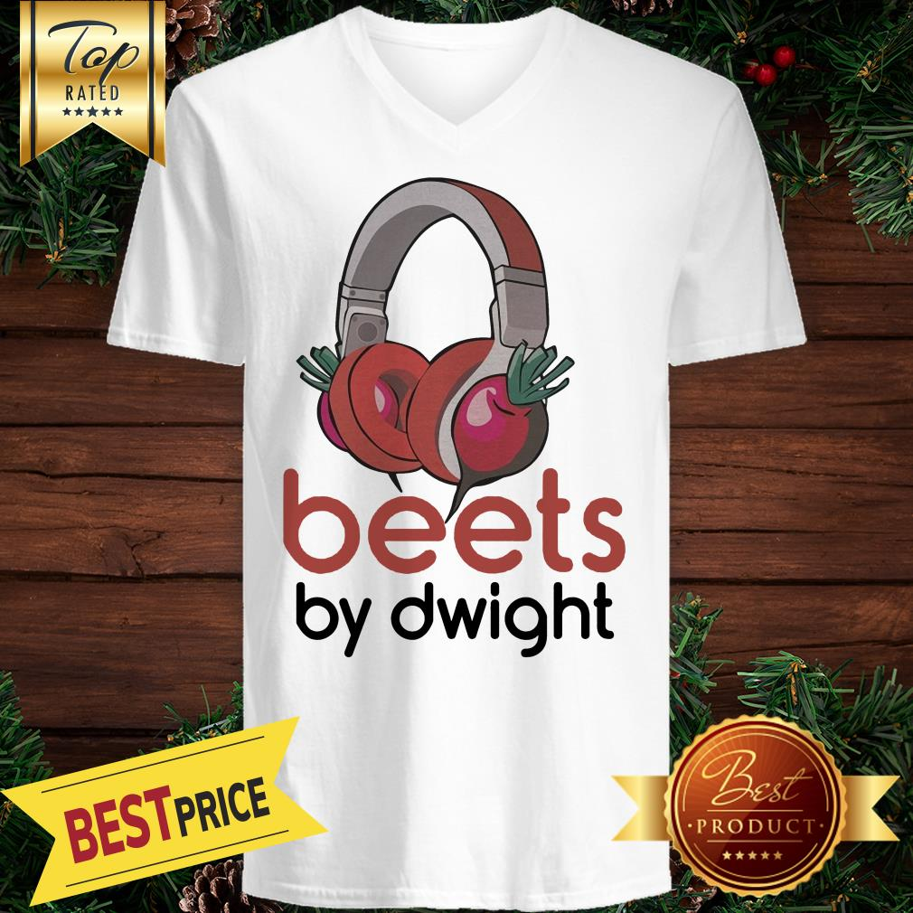 Premium The Official Beets By Dwight V-neck