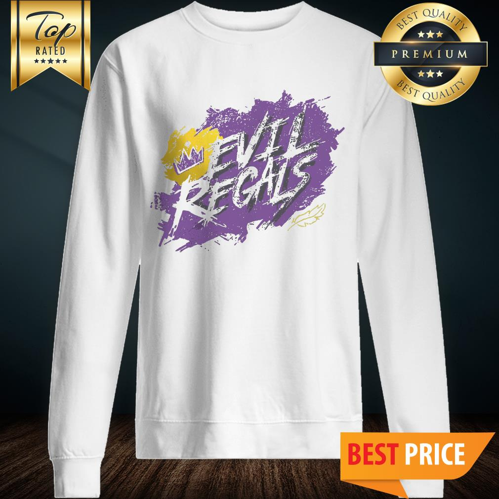 Pretty Lana Parrilla Evil Regal Crown Sweatshirt