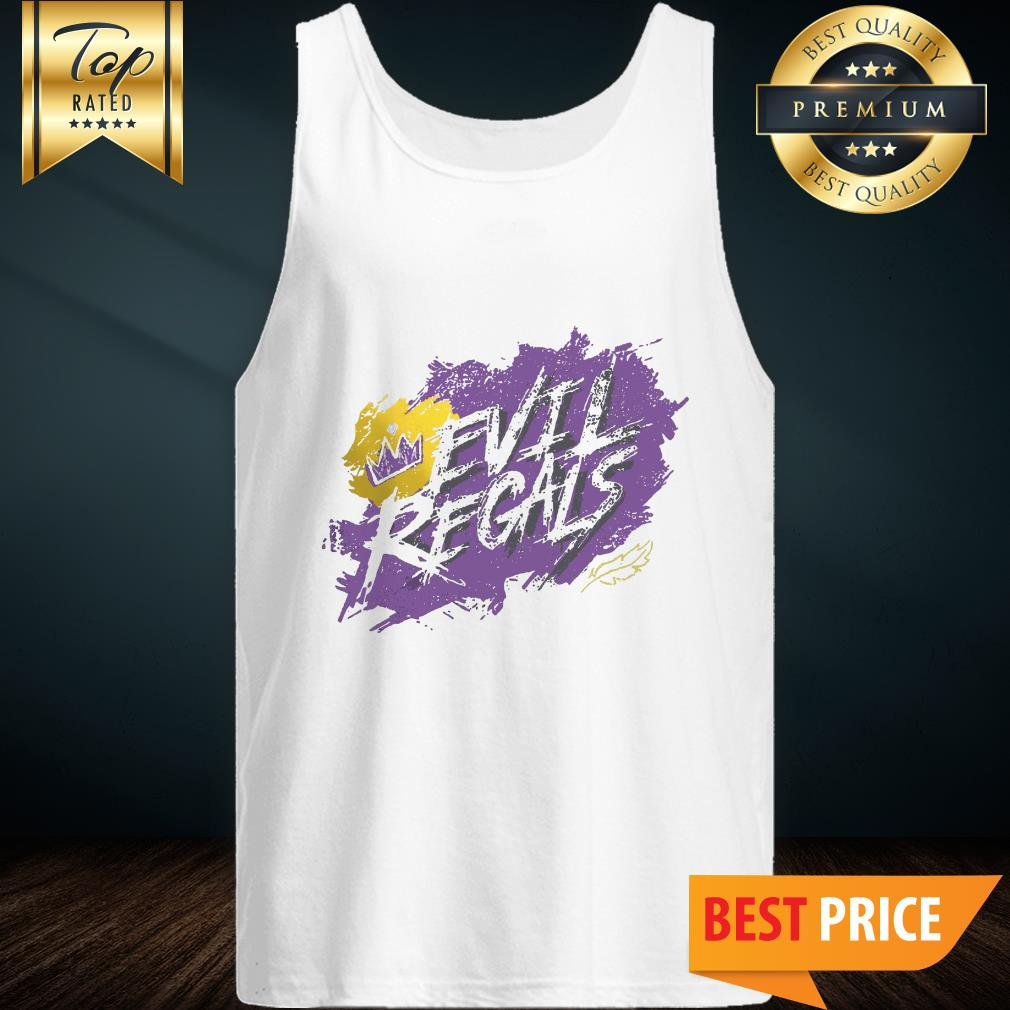 Pretty Lana Parrilla Evil Regal Crown Tank Top