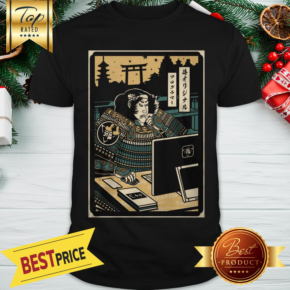 Pretty PROGRAMMER SAMURAI NO2 Shirt