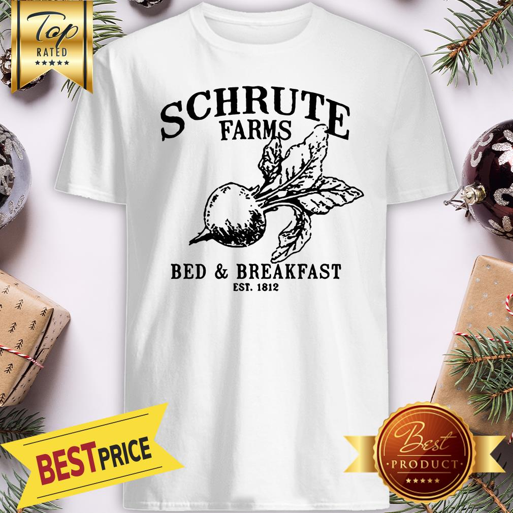 Pretty Schrute Farms Bed And Breakfast Shirt