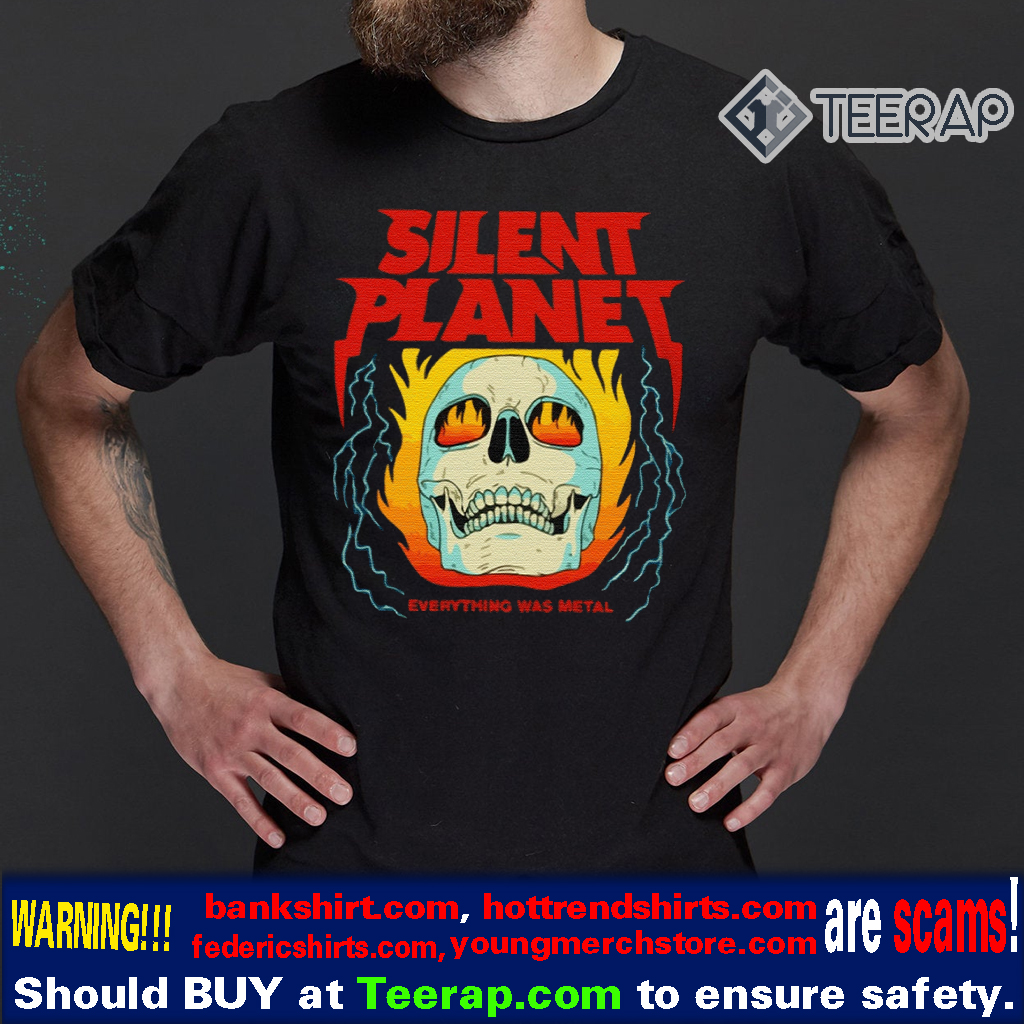 silent planet t-shirts
