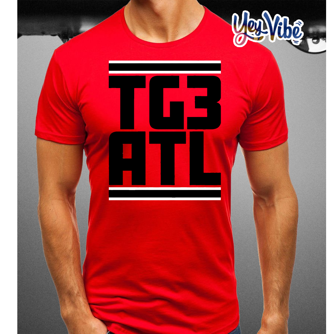 TG3 ATL Atlanta Football Shirt