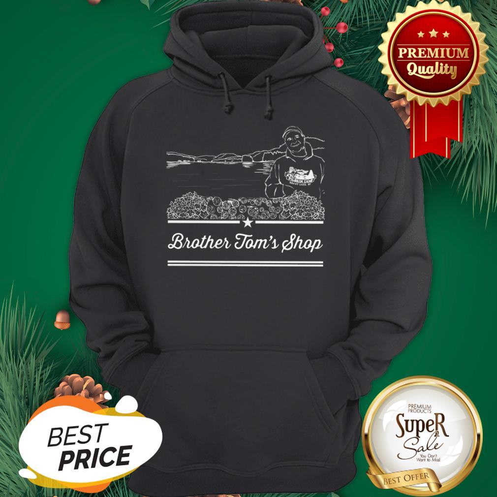 The Ultimate Groundsmen – Brother Tom's Shop Hoodie
