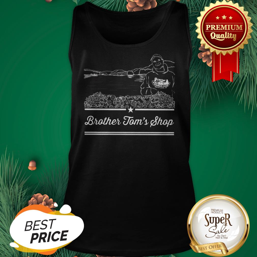 The Ultimate Groundsmen – Brother Tom's Shop Tank Top