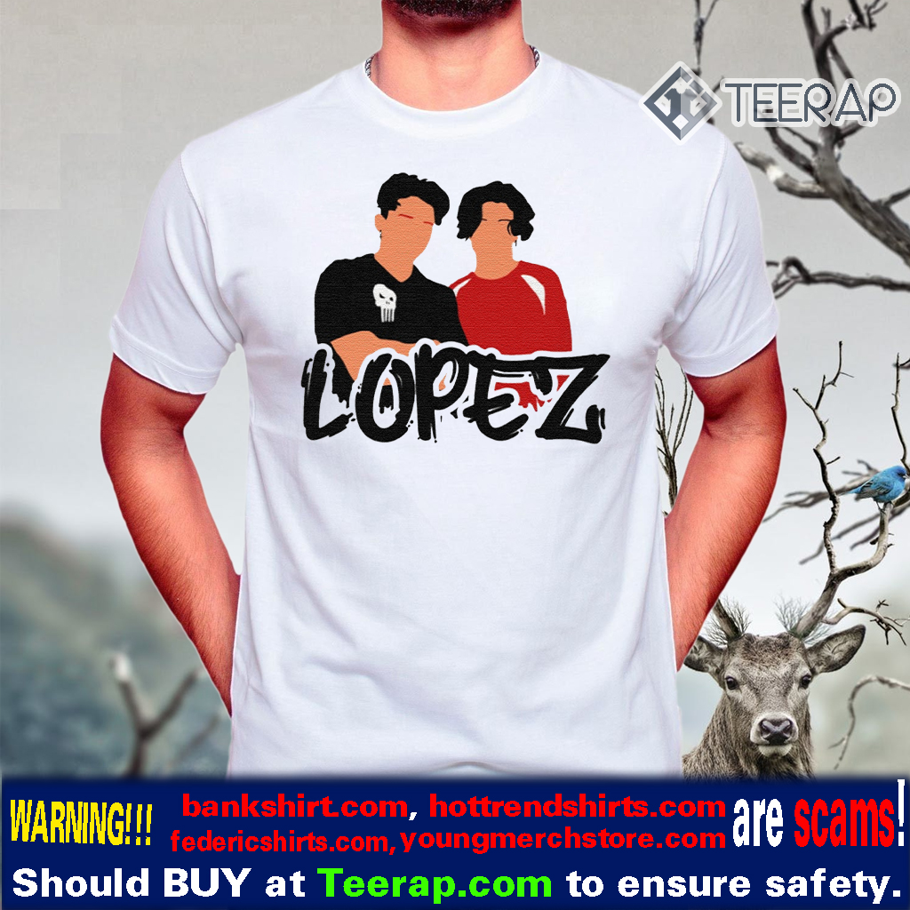 Tony Lopez Helicopter T-Shirts