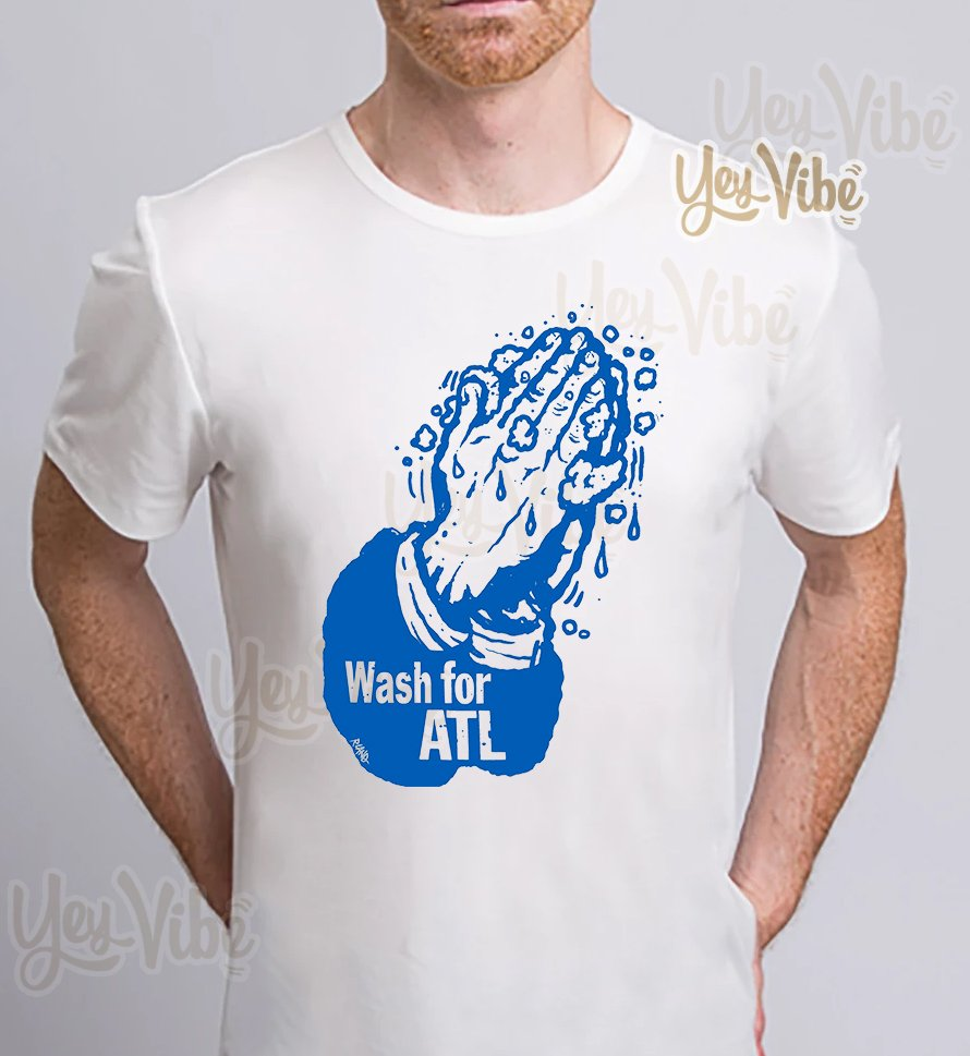 Wash for ATL Shirt