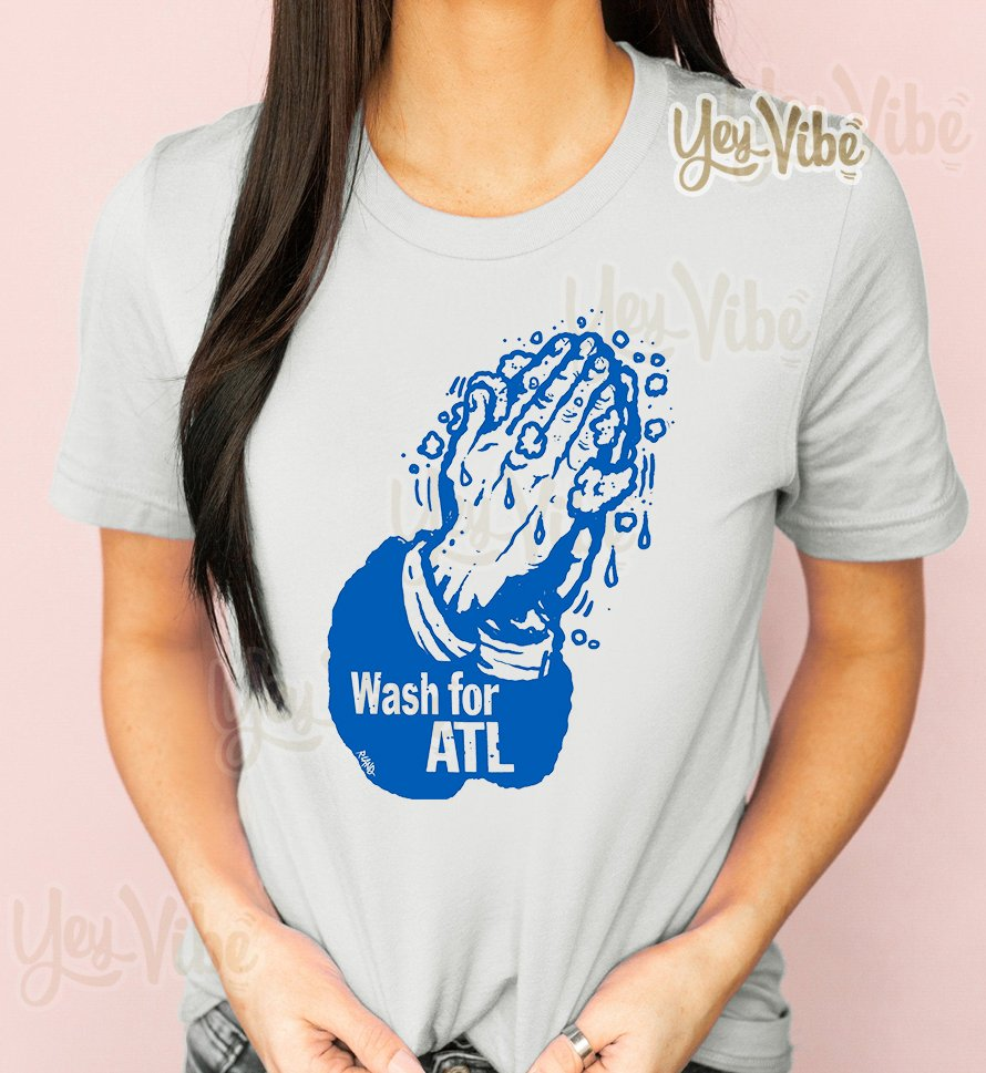 Wash for ATL Shirts