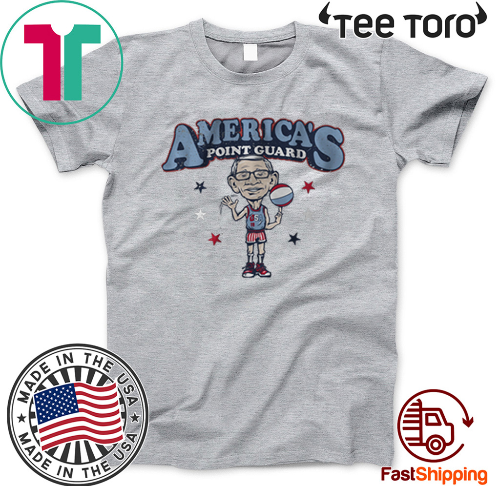 America's Point Guard For T-Shirt
