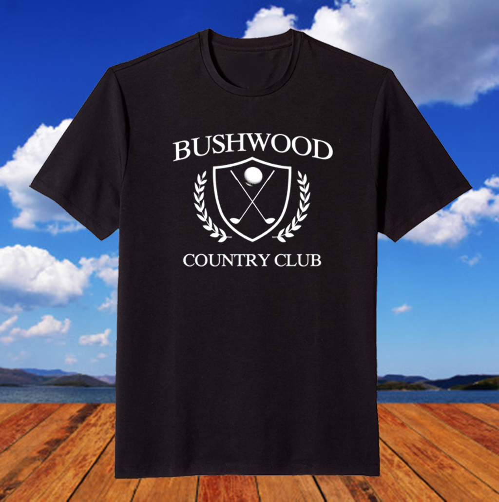 Official Bushwood Country Club T-Shirt