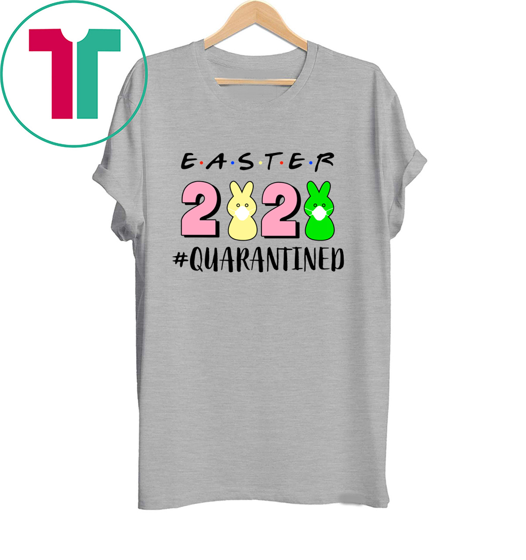 Easter 2020 Quarantined Tee Shirt
