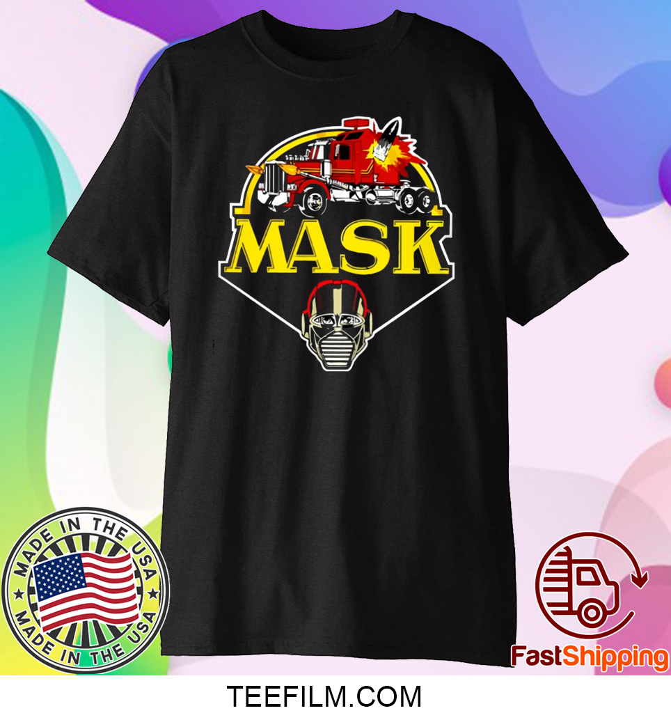 mask from T-Shirt