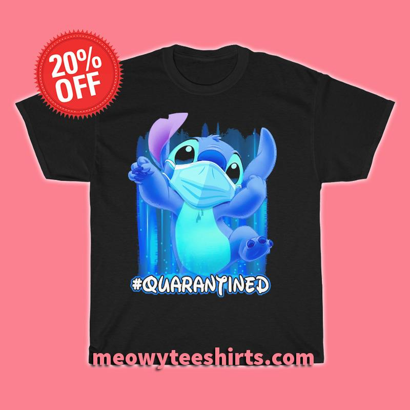 STITCH Quarantined T-shirt