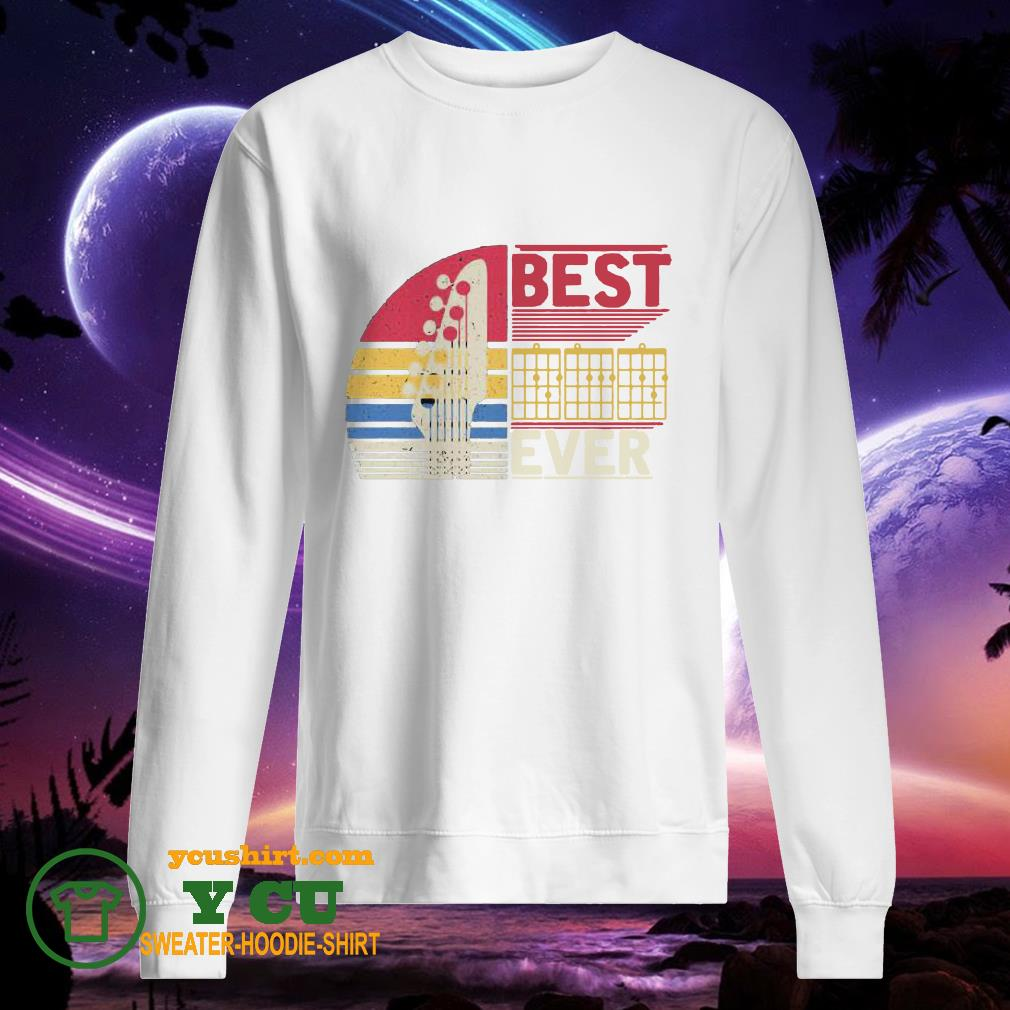 Guitar best ever vintage sweater