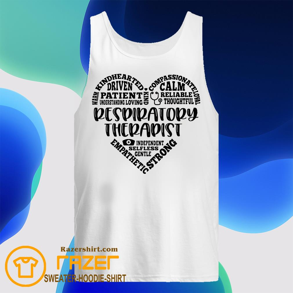 Warm Kindhearted Driven Patient Caregiver Tank Top