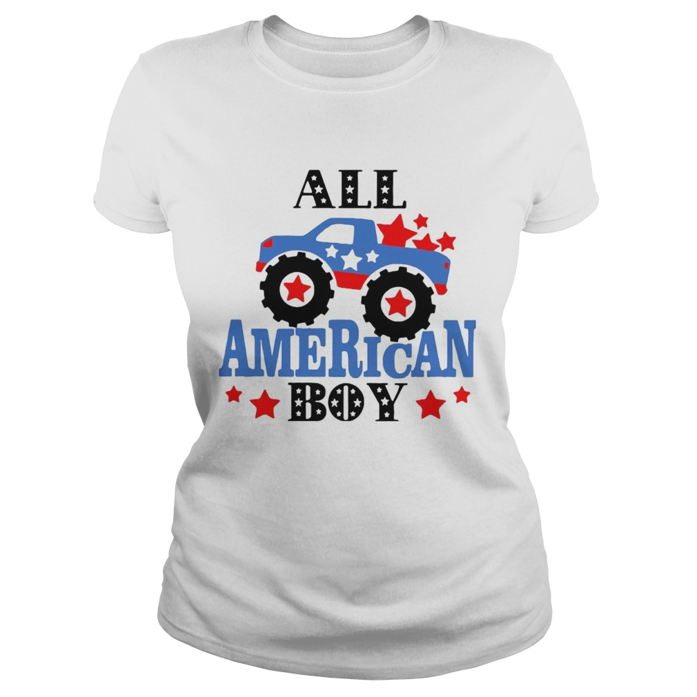 All American Boy Independence Day Classic Ladies